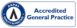 AGPAL - Accredited Symbol - General Practice
